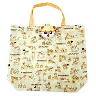 Sanrio 美版 Corocorokuririn CK鼠 可摺 環保袋 Foldable Eco Bag