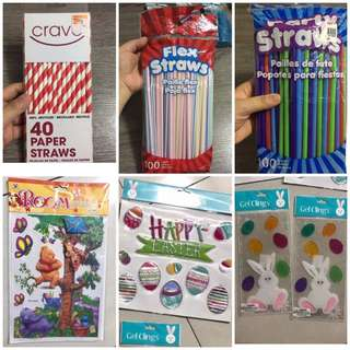 Take all P250! Straw and stickers