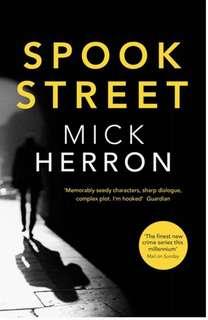 Spook Street (E- BOOK) by Mick Herron