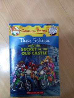 🚚 Thea Stilton and the Secret of the Old Castle