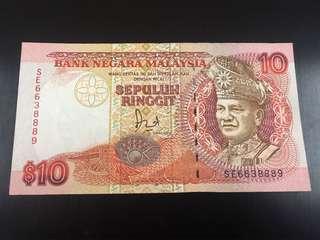 RM 10 JAAFAR