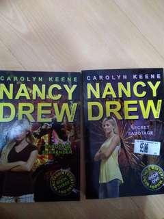 🚚 Nancy Drew