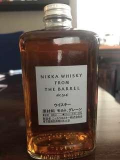Nikka Whisky from the Barrel (Japan) 500ml