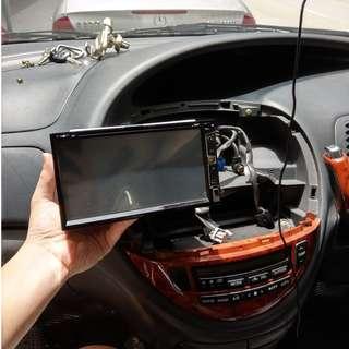 包安裝 $1300 正廠 美國 MMQ 大面板 車機 藍芽 Bluetooth FM USB CD DVD