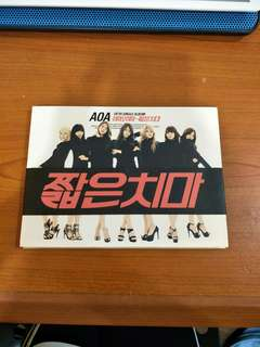 [POSTAGE INCLUDED]AOA album