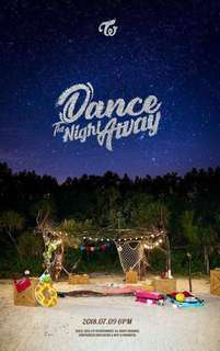 [NON-PROFIT PO/INTERNAL TRADING] TWICE 2nd Special Album - Summer Night