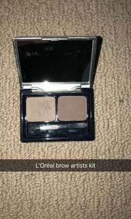 L'Oréal Eyebrows dark brown