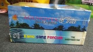 Novel melayu ( kombo )