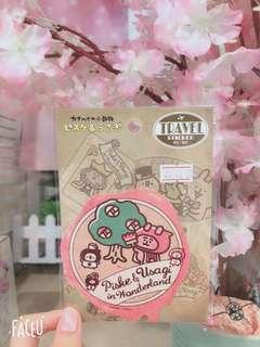 kanahei 愛麗絲sticker