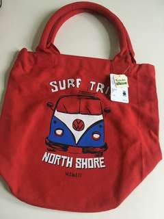 Campervan small tote bag