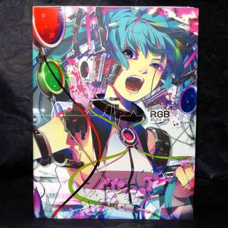 AKIAKANE RGB ARTBOOK