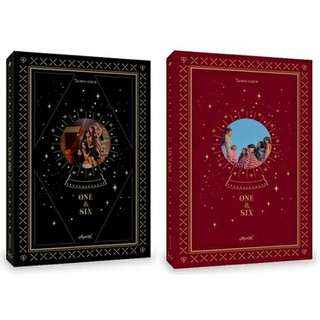 [PREORDER] APINK 7TH MINI ALBUM - ONE & SIX
