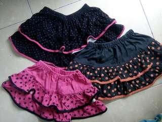 TAKE ALL! Polka Skirt