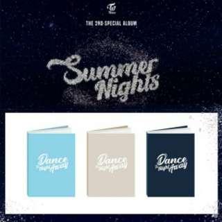 Twice Summer Nights Album