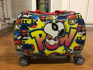 Snoopy Kids Luggage