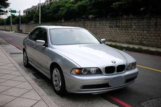 02 BMW E39 530i末代版