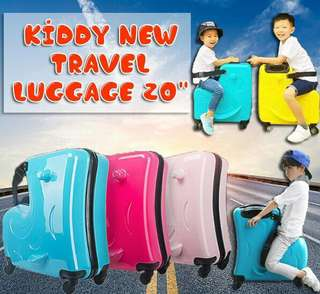 Kids Luggage Bag