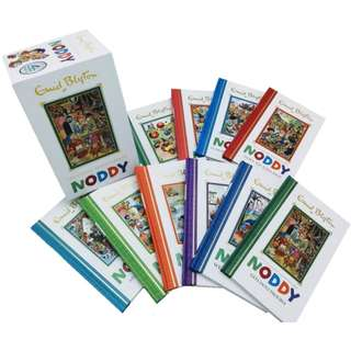 NODDY COLLECTION (10 BOOKS)