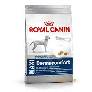 3kg Royal Canin Maxi Dermacomfort