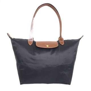 Longchamp Classic Large Long Handle Tote Bag