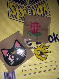 Miscellaneous Badges