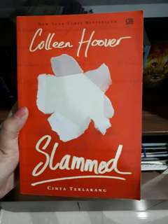 Novel Slammed (Colleen Hoover) Indonesian ver.
