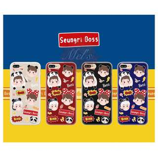 Seungri Panda Phone Case • Lee Seunghyun Ri Victory VI BB Bigbang