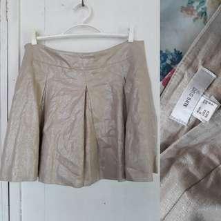 Mango suit skirt