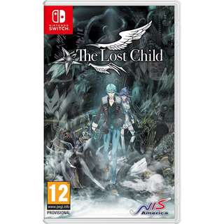 [NEW NOT USED] SWITCH The Lost Child Nintendo NIS America RPG Games