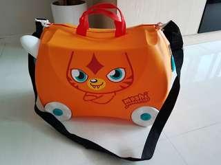 Trunki Luggage Preloved