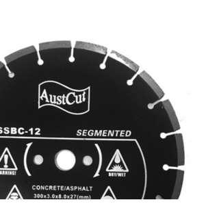 AUSTCUT Diamond Saw Blade For General Purpose ( 5 inch ) ( 100% Made in Korea )