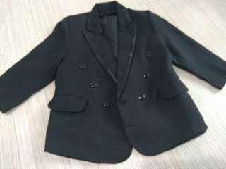 Kids blazer/tuxedo 1-2.5 yr