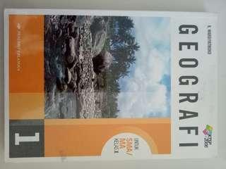 Buku Pelajaran SMA - Geografi kelas X