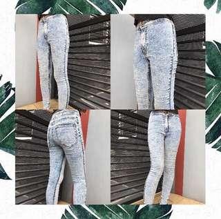 hw jeans  size 27, look like pull n bear😍