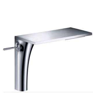 HANSGROHE AXOR 18020000 Massaud single lever basin mxer w/o pull-rod, for wash bowls