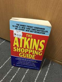Atkins shopping guide