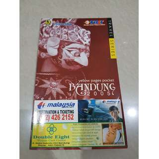 Yellow Pages Pocket Bandung 2005