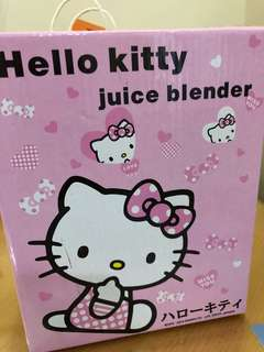 Hello kitty juicer