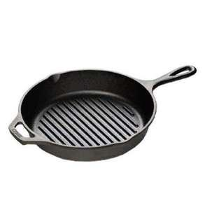 Promo: BN Lodge Cast Iron Grill Pan, 10.25-inch