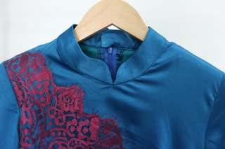 Longdress Blue-Pink
