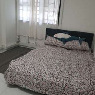 Clean and spacious common room near Holland Village, Buona Vista and Commonwealth MRT