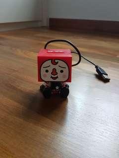 Cute SD card to USB converter