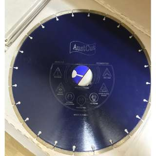 AUSTCUT Diamond Saw Blade For General Purpose ( 14 inch ) ( 100% Made in Korea )