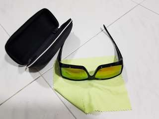 Fit / Wear over Sunglass polarised