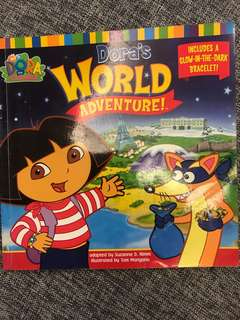Dora the Explorer Dora's World Adventure