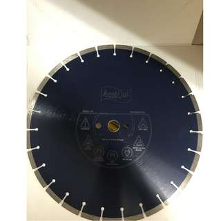AUSTCUT Diamond Saw Blade For General Purpose ( 16 inch ) ( 100% Made in Korea )