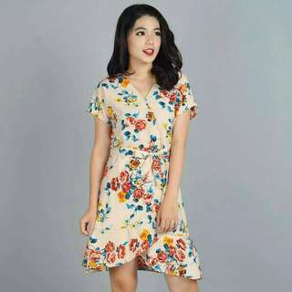 Naula Flower Dress