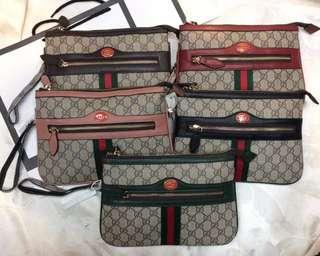 Gucci Stripes Top Zip