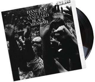 "🚚 VINYL - D'Angelo And The Vanguard ""Black Messiah"" (2015)"