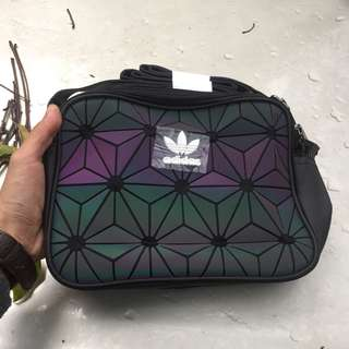 FREE POSTAGE + FREE GIFT!! Adidas 3D Sling Bag | NEW ARRIVAL